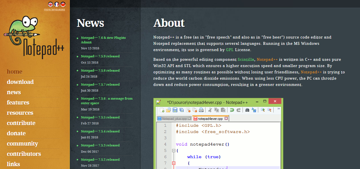 15 Best Coding Editors That You Need To Know About - WPShaft