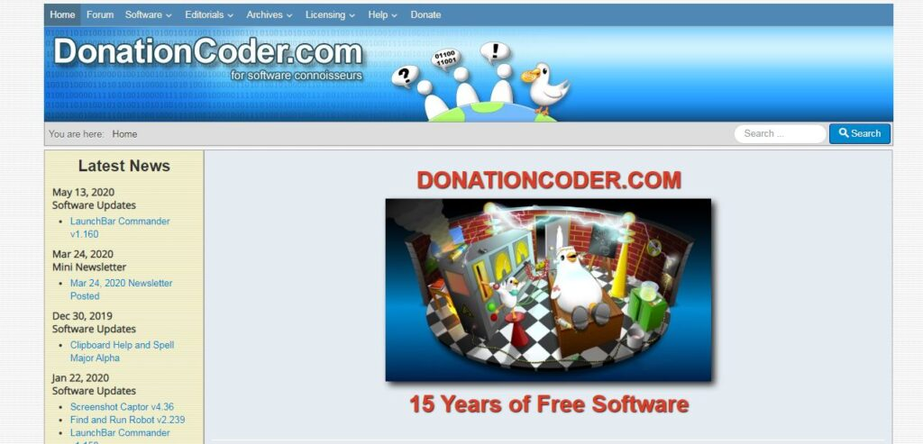 websites to download free windows software